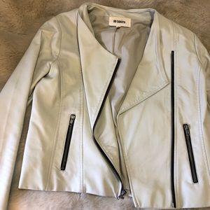 BB Dakota Leather Blazer